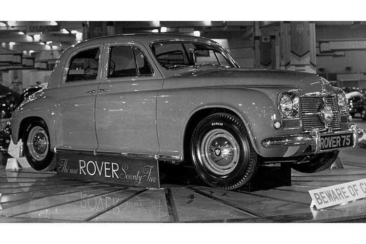 Rover P4 Drivers' Guild