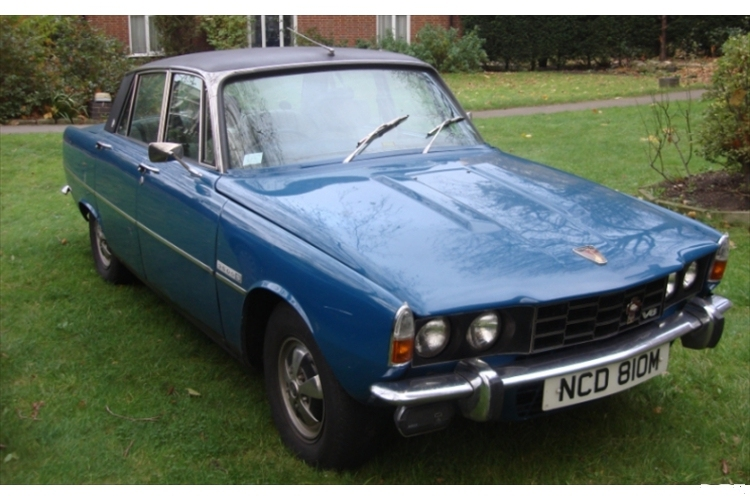 The Rover P6 Club